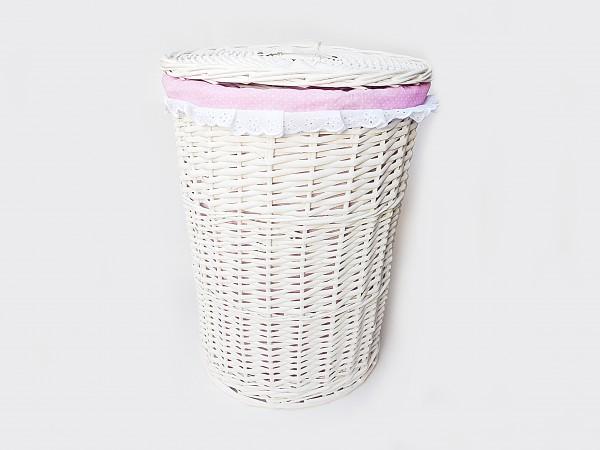 MAKRO - Kôš prútie na špinavé prádlo stredný