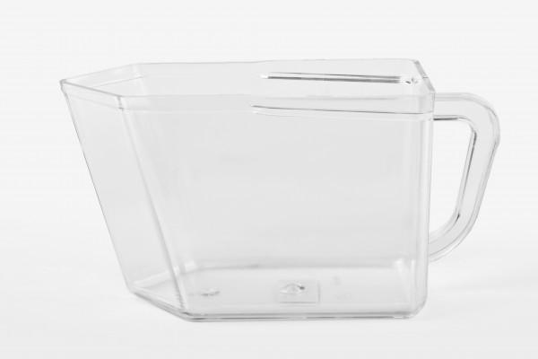 MAKRO - Plastový zásobník na potraviny, číry
