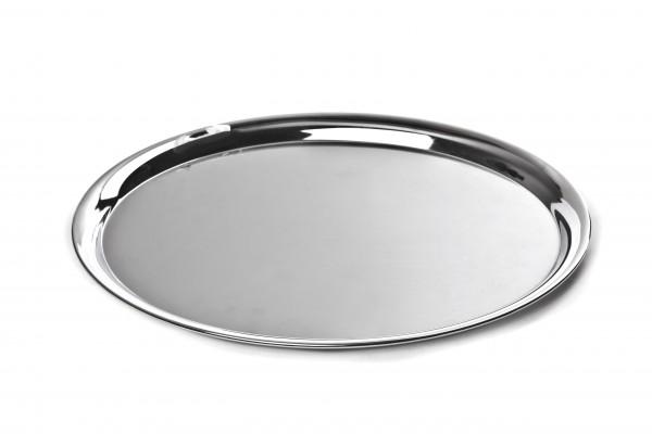 MAKRO - Podnos oválny, hladký 22,5 x 19 cm
