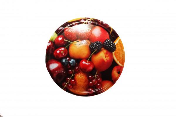 MAKRO - Viečka TWIST 82 10ks ovocie