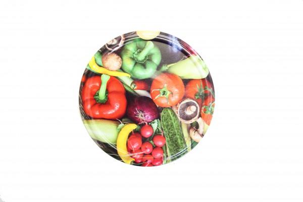 MAKRO - Viečka TWIST 82 10ks zelenina