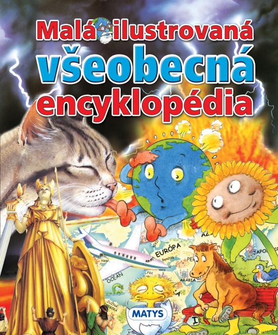 Malá ilustrovaná všeobecná encyklopédia, 3.vydanie