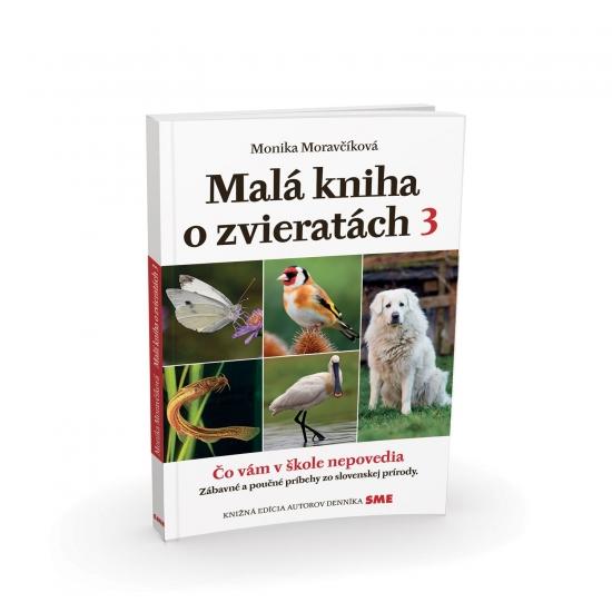 Malá kniha o zvieratách 3 - Monika Moravčíková