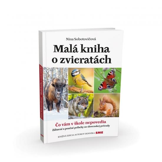 Malá kniha o zvieratách - Nina Sobotovičová
