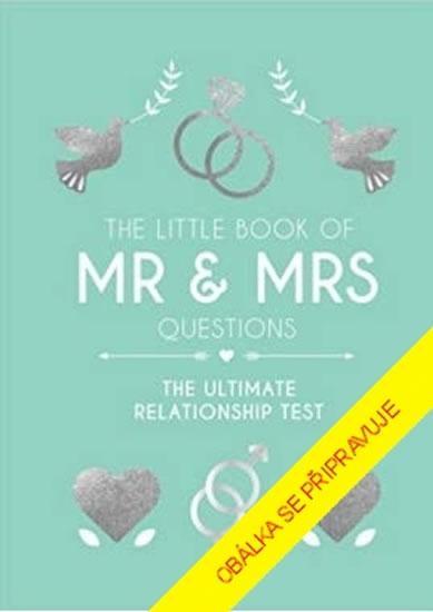 Malá kniha otázek pro nevěstu a ženicha