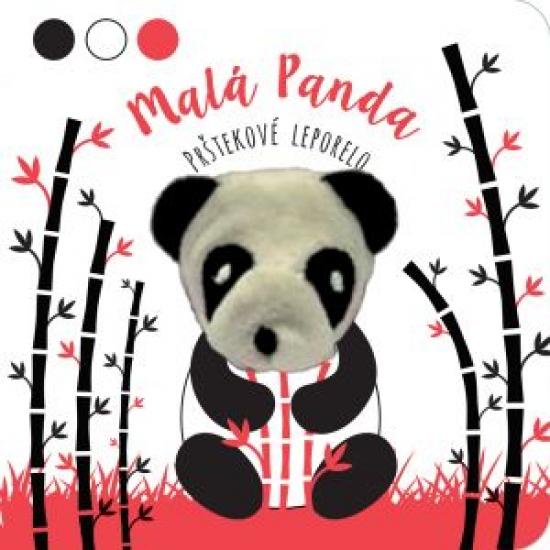 Malá panda - prštekové leporelo - Agnese Baruzzi