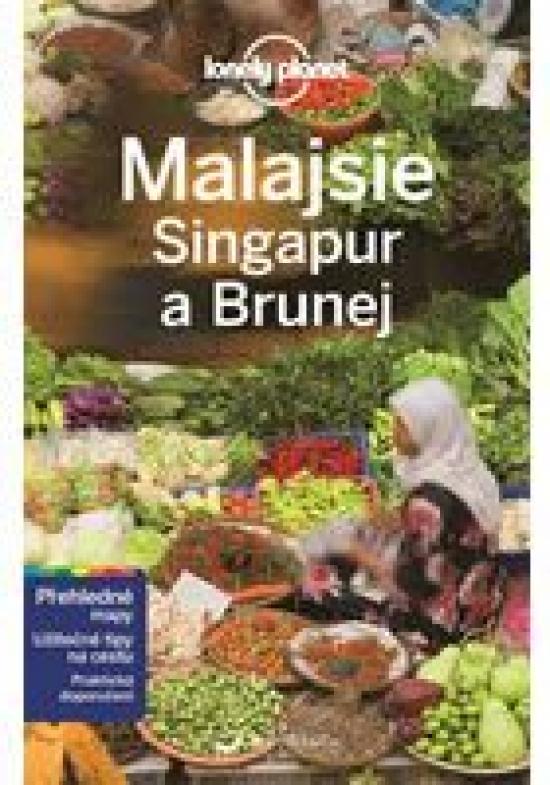 Malajsie, Singapur a Brunej - Lonely Planet - 2.vydání