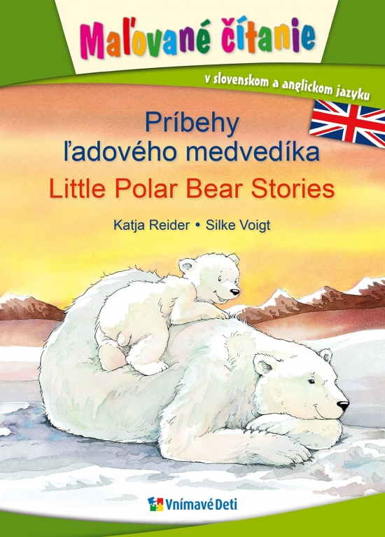 Maľované čítanie - Príbehy ľadového medvedíka - Kolektív autorov