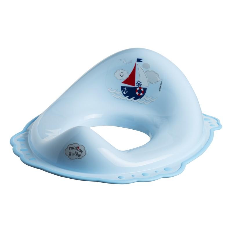 MALTEX - Redukcia na WC protišmyková ocean&sea modrá