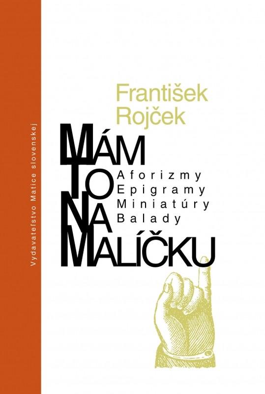 Mám to v malíčku - František Rojček