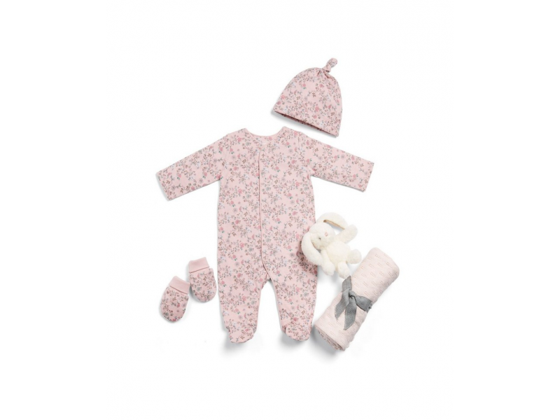 MAMAS & PAPAS - Darčeková sada pre novorodencov Bundle of Joy ružová