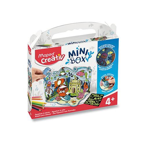 MAPED - Sada CREATIV Mini Box Akvárium