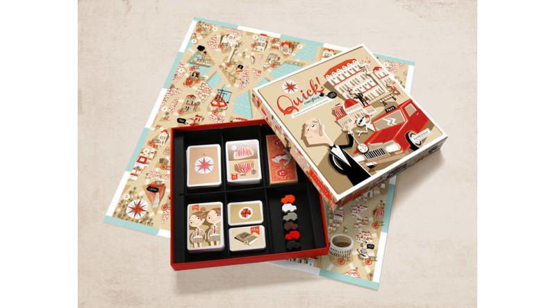 MARBUSHKA - Spoločenská hra Carta Magica