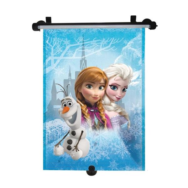 MARKAS - Tienidlo na okno auta sťahujúce 1 ks Frozen