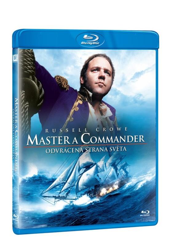 Master and Commander: Odvrácená strana světa Blu-ray