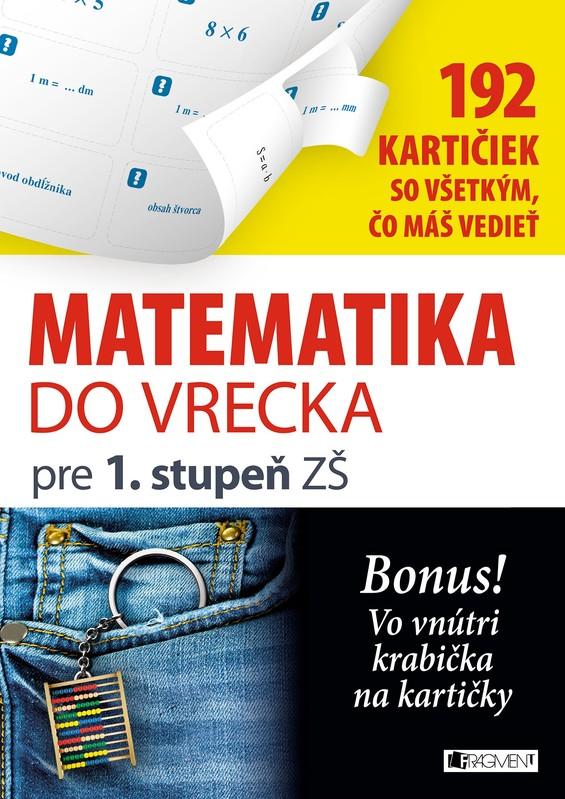 Matematika do vrecka pre 1. stupeň ZŠ - Lukeš