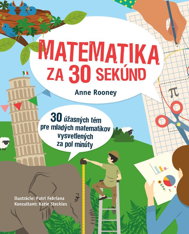 Matematika za 30 sekúnd - Anne Rooney