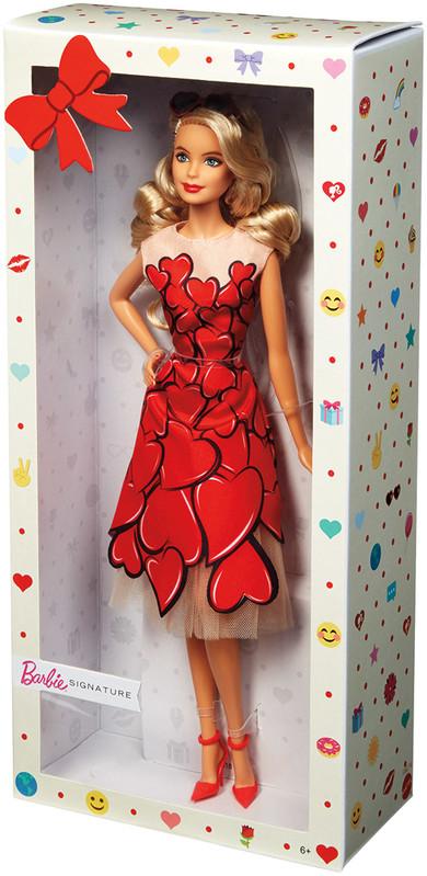 MATTEL - Barbie Darčeková Barbie