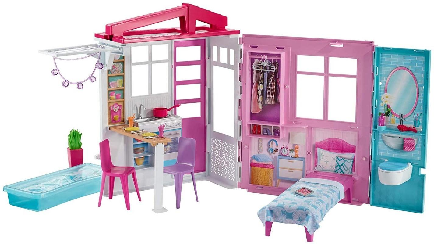 MATTEL - Barbie Dom FXG54