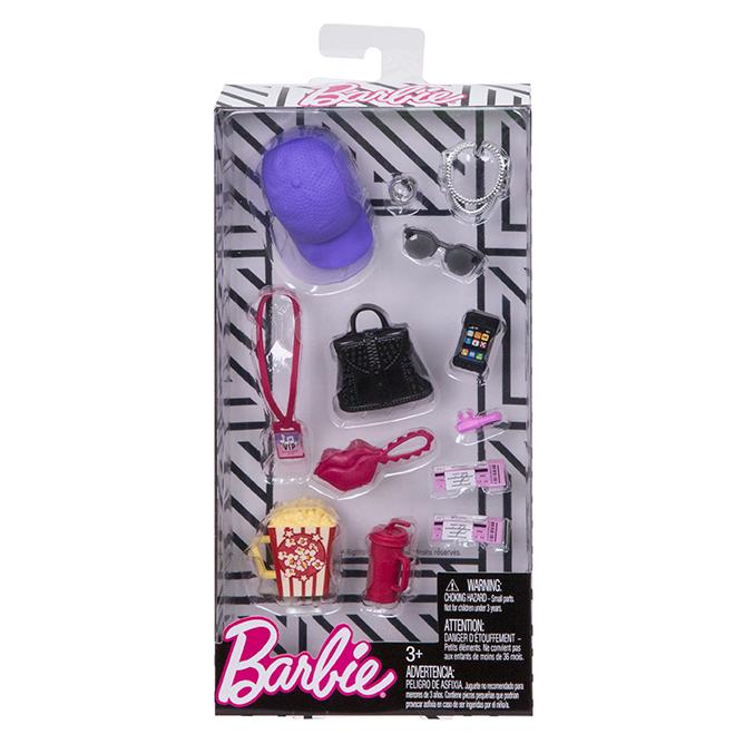 MATTEL - Barbie Doplnky - Mix