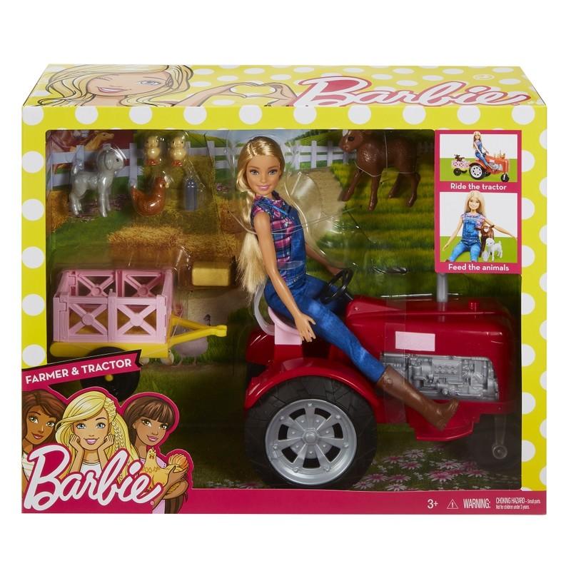 MATTEL - Barbie Farmárka Herný Set