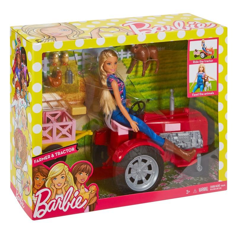 MATTEL - Barbie Farmársky set