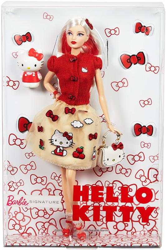 MATTEL - Barbie Hello Kitty
