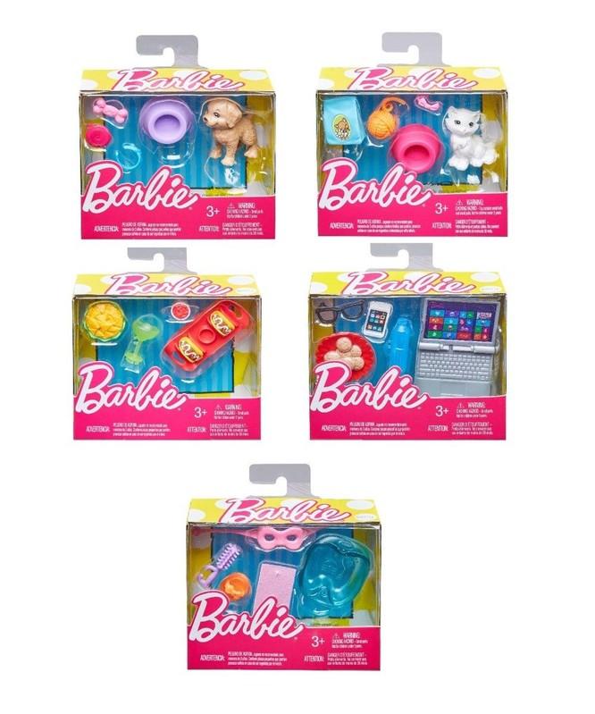 ba7e5ebeb590 MATTEL - Barbie Herné Doplnky Mix - Market24.sk