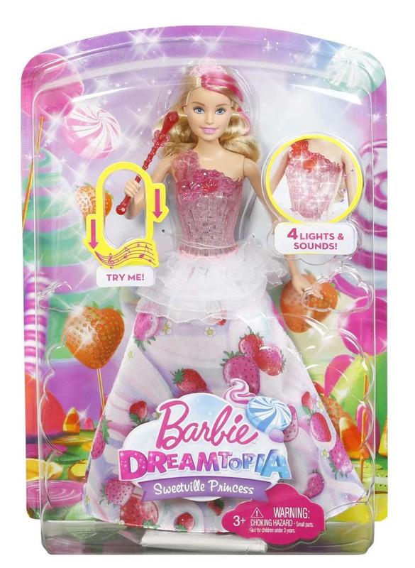 MATTEL - Barbie Jahôdková Princezná