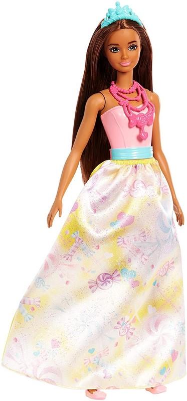 MATTEL - Barbie Čarovná princezná FJC96