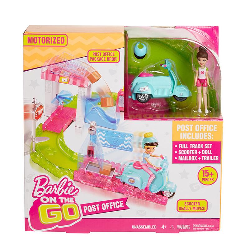 MATTEL - Barbie mini pošta herný set
