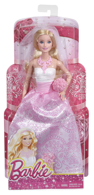 MATTEL - Barbie Nevesta 32cm