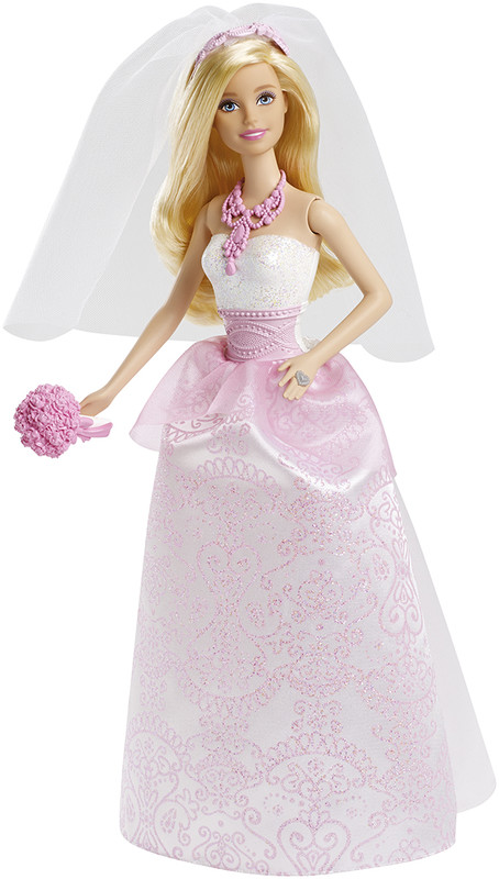MATTEL - Barbie Nevesta