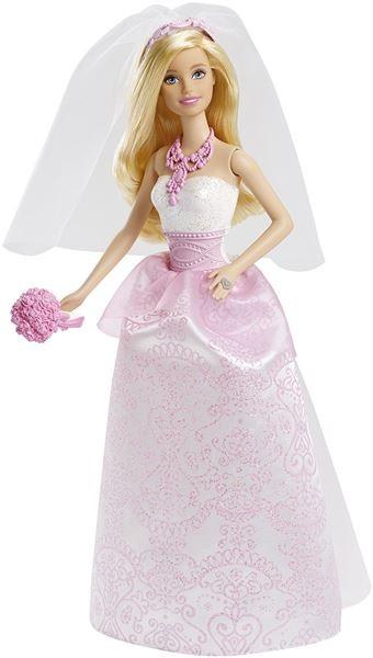 MATTEL - Barbie nevesta CFF37