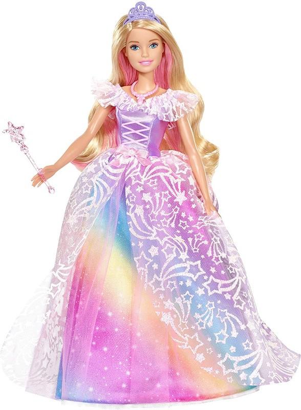 MATTEL - Barbie Princezná na kráľovskom bále GFR45