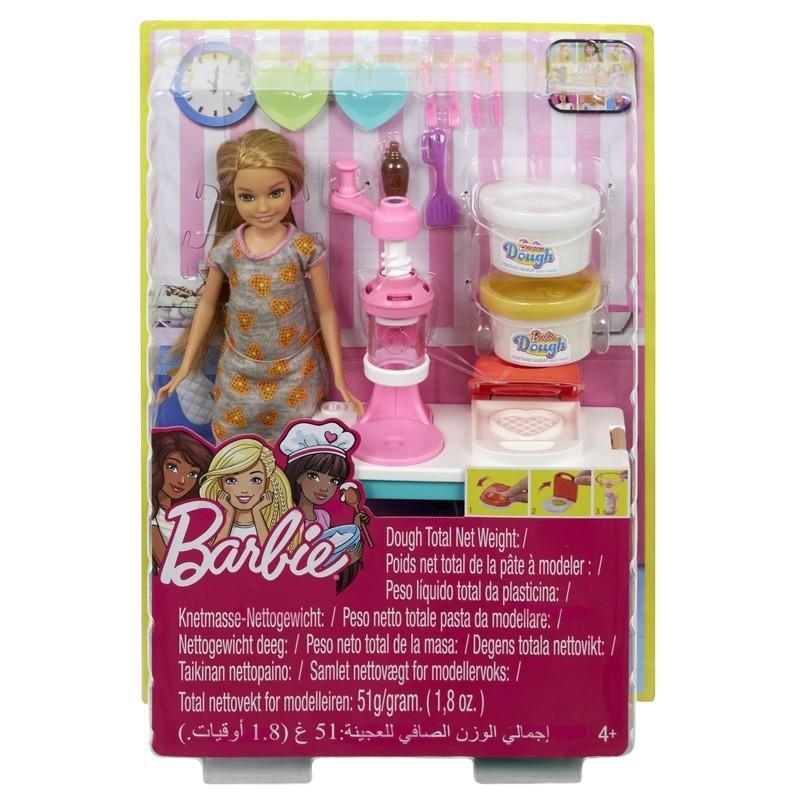 MATTEL - Barbie Stacie Raňajkový Set