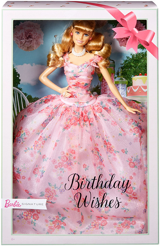 MATTEL - Barbie Úžasné Narodeniny