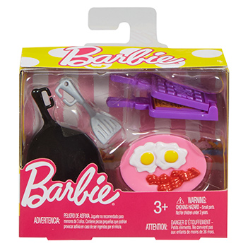 MATTEL - Barbie Varenie A Pečenie Doplnky Mix