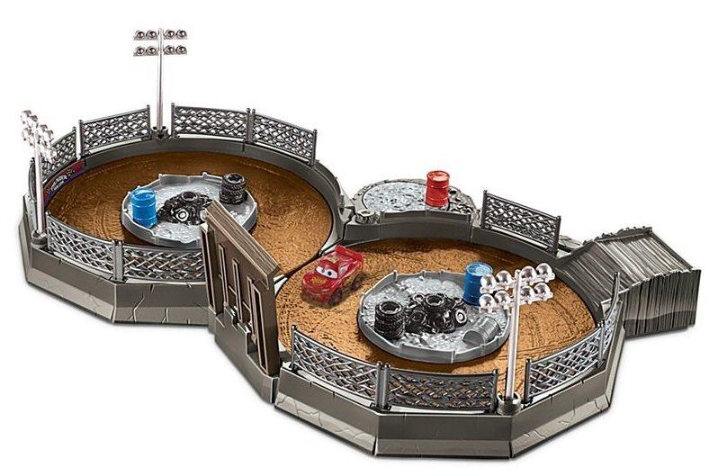 MATTEL - Cars 3 Mini Herný Set