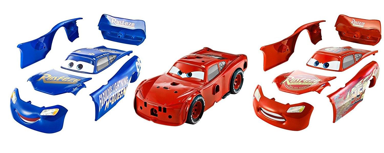 MATTEL - Cars3 Vytunovaný Blesk McQueen FCV95
