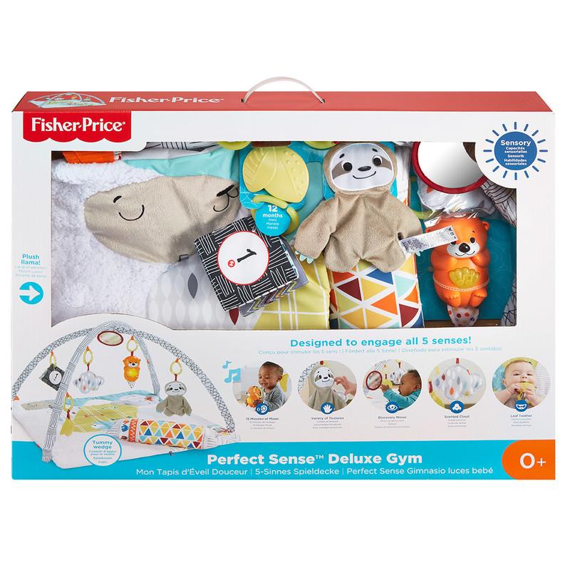 MATTEL - Fisher Price Hracia Dečka 5 Zmyslov