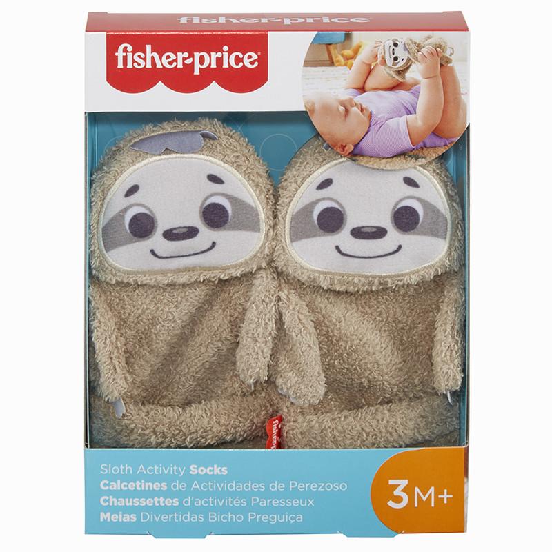 MATTEL - Fisher Price Ponožky Leňochod