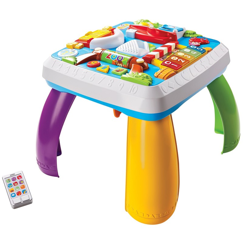 MATTEL - Fisher Price Psíkov stolček smart stages CZ/EN