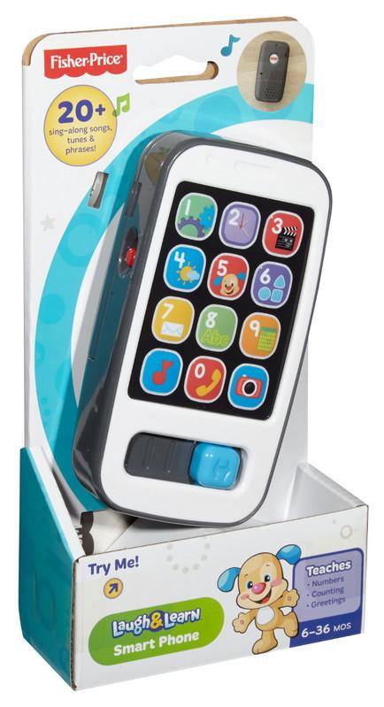 MATTEL - Fisher Price Smartphone Sk