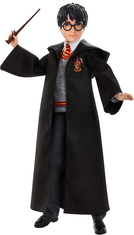 MATTEL - Harry Potter bábika GCN30
