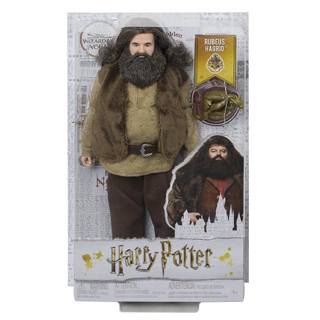 MATTEL - Harry Potter Hagrid Bábika