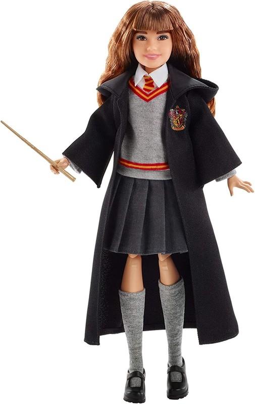 MATTEL - Harry Potter Hermiona bábika GCN30
