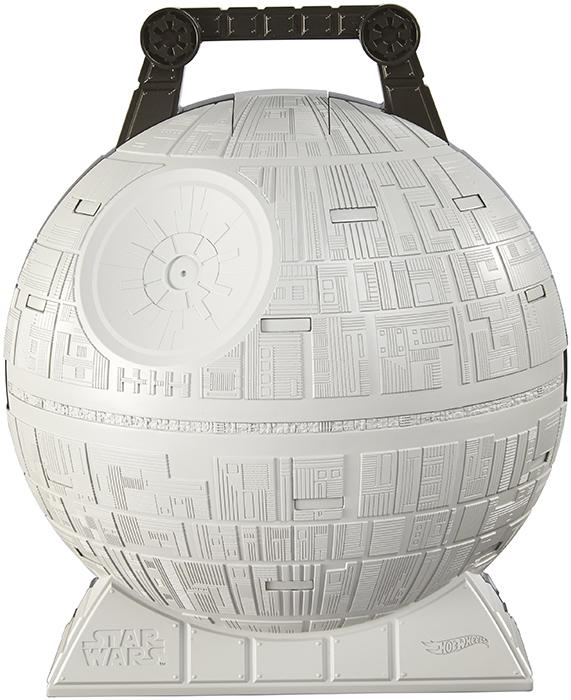 MATTEL - Hot Hot Wheelseels Star Wars Hviezdna Loď Prenosný Hrací Set
