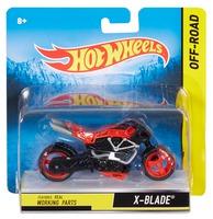 MATTEL - Hot Wheels Motorka Asst