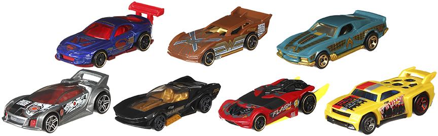 MATTEL - Hot Wheels tematické auto - Dc Justice League